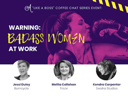 Like a Boss Coffee Chats | A.wordsmith