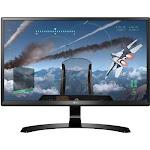 "LG 24"" 4K UHD IPS Led Monitor 3840 x 2160 16:9 24UD58B"