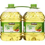 Kirkland Signature Canola Oil, 3 qt, 2-count