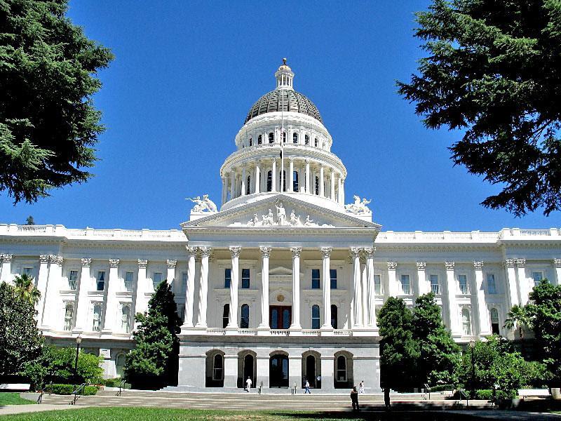 CA State Capitol