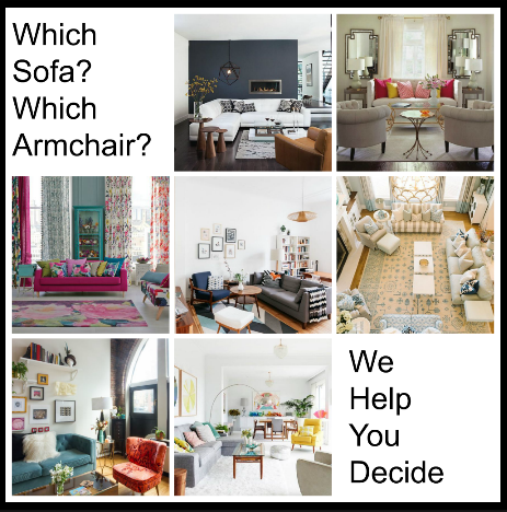 Which Sofa? Which Armchairs? We Help You Decide - Tradesmen.ie Blog