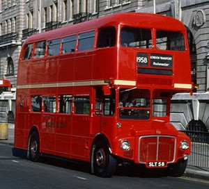 Preserved Routemaster prototype RM3 (SLT 58), ...