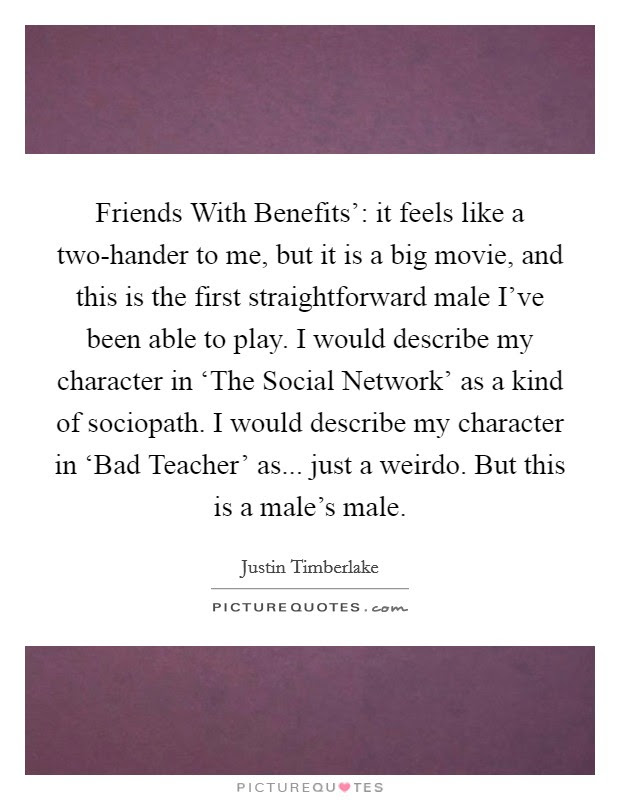Friends With Benefit Quotes Sayings Friends With Benefit Picture