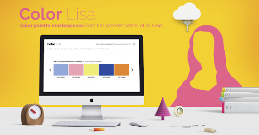 Color Lisa - Curated Color Palette Masterpieces.