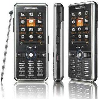 Samsung Anycall L258