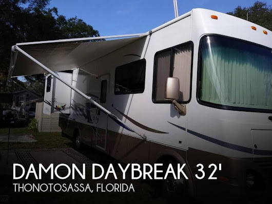Damon Daybreak 3285F RV for sale in Thonotosassa, FL for $22,000 | 164361