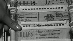 Ver vídeo  'La enciclopedia mecánica de Ángela Ruiz, precursora del libro electrónico'