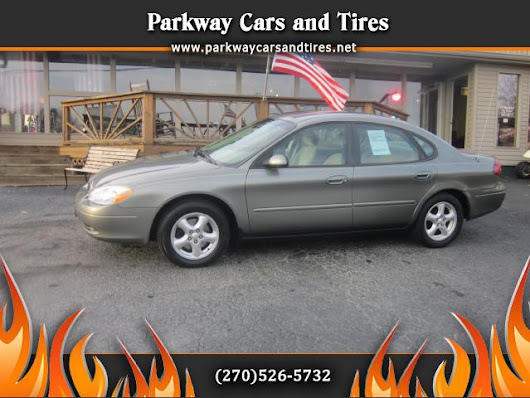 Used 2003 Ford Taurus for Sale in Morgantown KY 42261 Parkway Cars and Tires