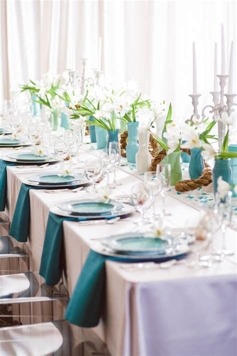 Elegant Beach Decor for Destination Wedding   OCCASIONS