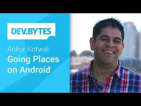 Hello Places API for Android and iOS!