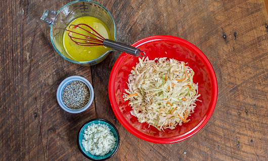 The World's Best Coleslaw. This recipe is delicious & easy.