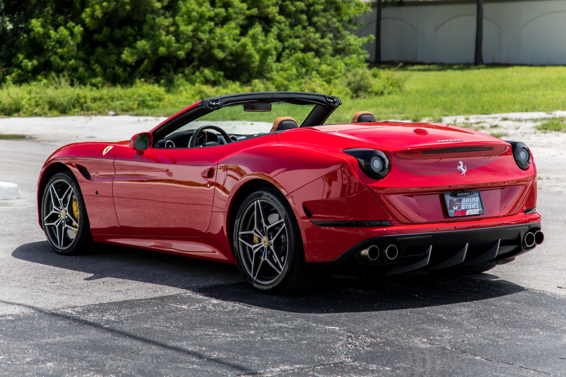 Used 2016 Ferrari California T For Sale ($144,900 ...