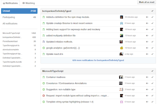 Coding Rocks!: Github tip: Subscribe for updates to a single Issue / Pull request