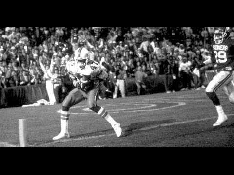 #1 Oklahoma vs. #2 Miami: 1988 - Orange Bowl