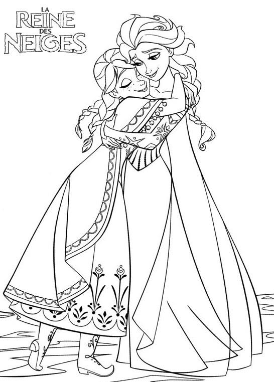 Coloriage A Imprimer Princesse Elsa.Vedkokeven Blogspot Com Dessin A Imprimer Elsa