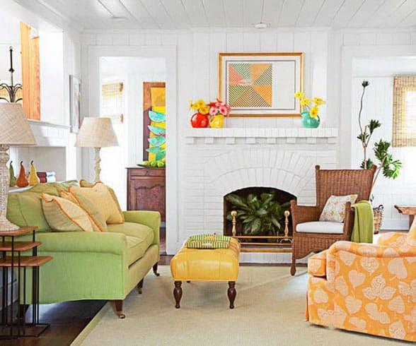 Small living room design ideas 2017 - HOUSE INTERIOR