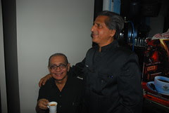 Narayanji and Me by firoze shakir photographerno1