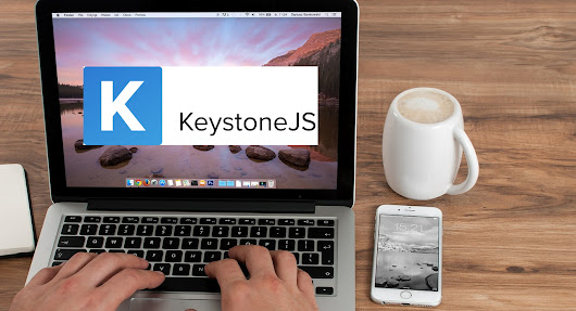 Start blogging with Node.JS and Keystone.JS - improve SEO and social sharing.