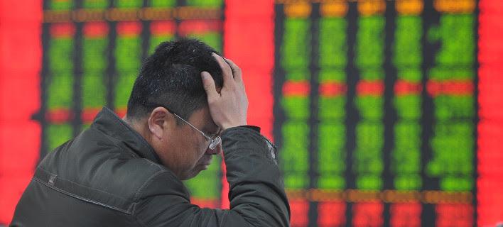 Στο... δωμάτιο πανικού οι παγκόσμιες αγορές -Γιατί η Κίνα απειλεί με νέα Lehman Brothers