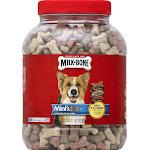 Milk-Bone Mini's Flavor Snacks Dog Treats - 36 oz canister