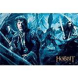 Film Maxi Poster featuring Bilbo Baggins in Mirkwood The Hobbit 91.5x61cm