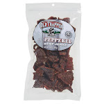 Old Trapper Beef Jerky, Peppered, 10 oz