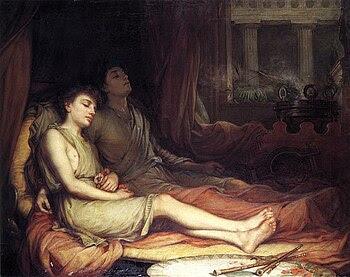 Hypnos and Thanatos, Sleep and His Half-Brothe...