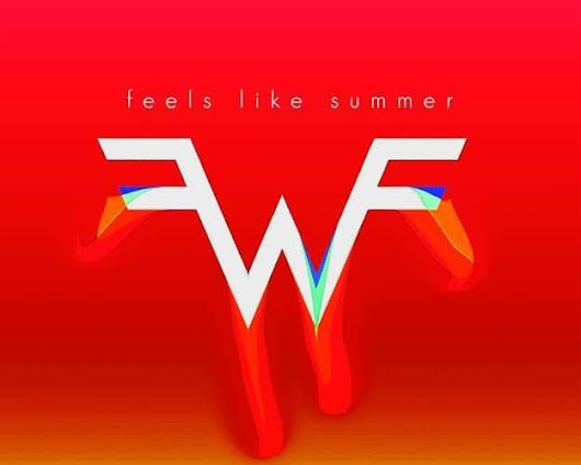 Single Slam - Feels Like Summer by Weezer (Untitled) - Games, Brrraaains & A Head-Banging Life