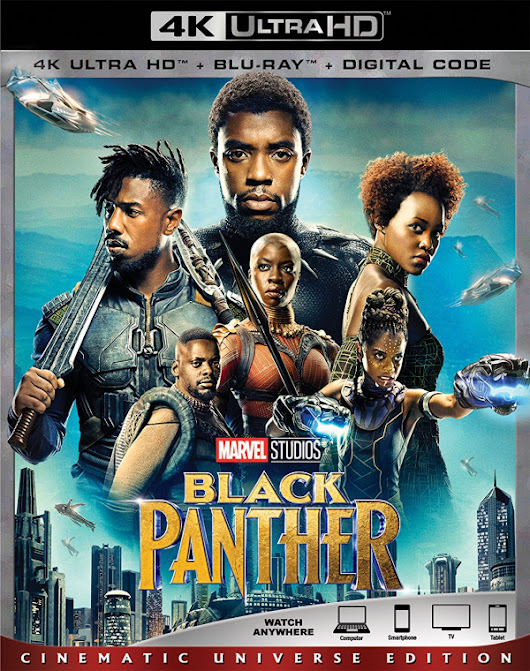 Today's Hottest Deals: Save BIG on Black Panther on Blu-Ray, Mynt Massagers, 4K Monitor, and More!