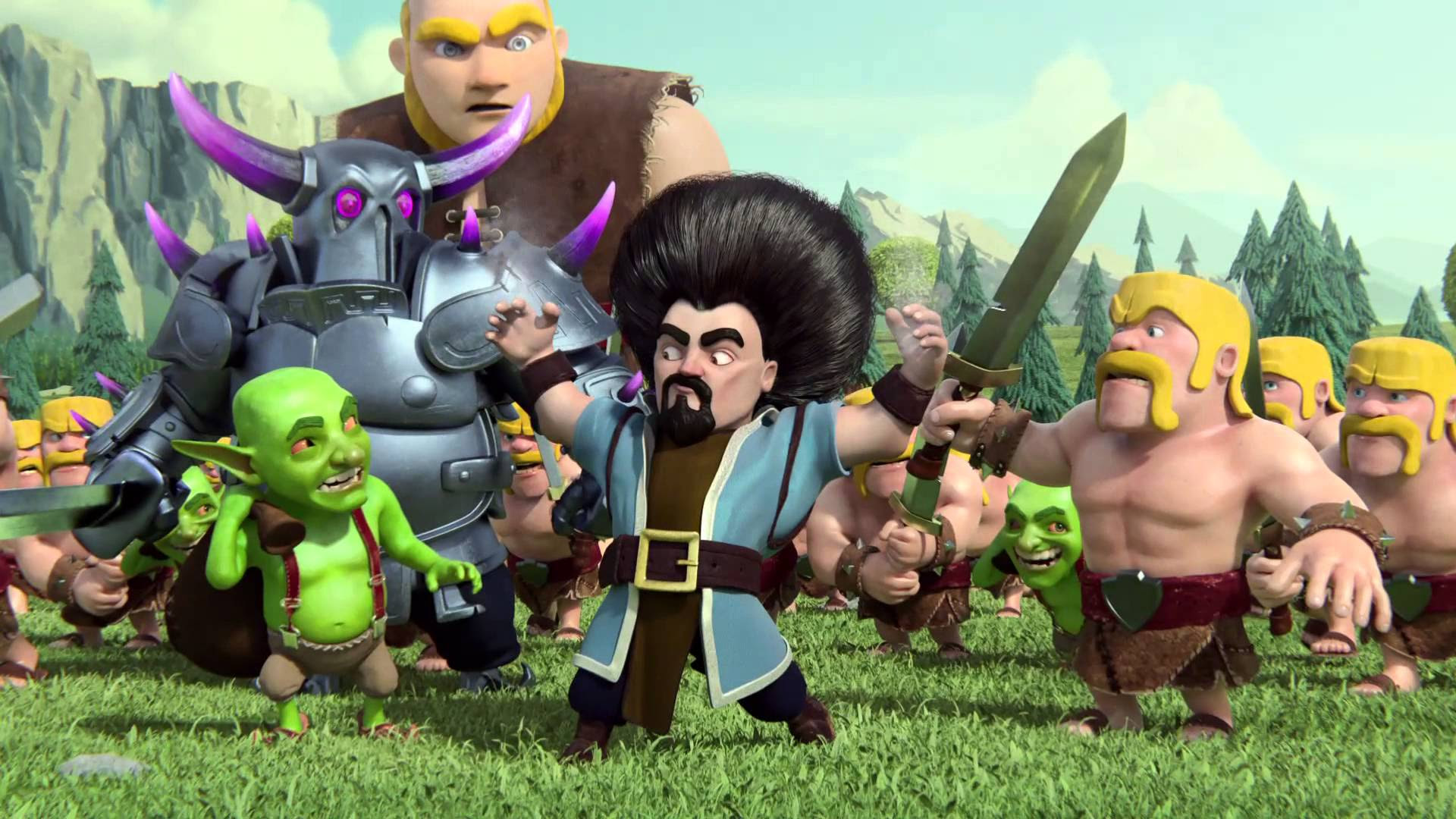 Clash Of Clans Pictures Sf Wallpaper