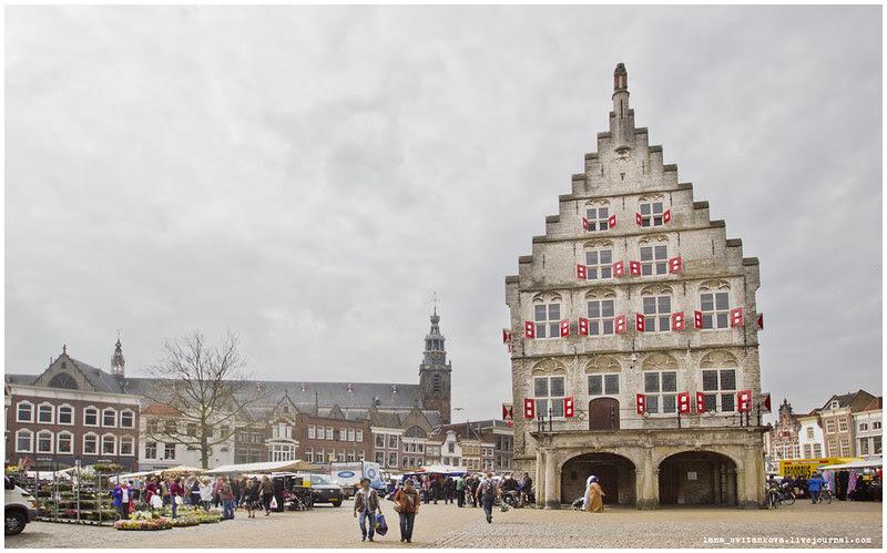 Gouda-Kinderdijk-Bodegraven