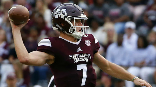 Mississippi State loses QB Nick Fitzgerald to ugly leg injury | NCAA Football | Sporting News