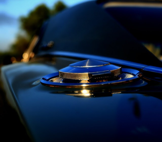 1968 Dodge Charger R/T - Gas Cap