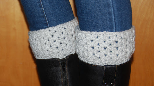 Boot Cuff Patterns - The Crochet Crowd