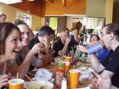 Noodles of podcasters