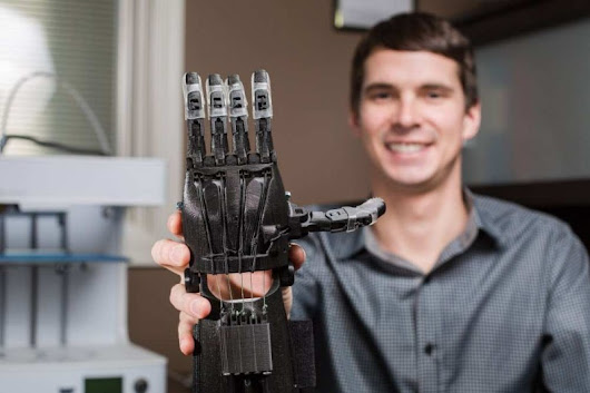 Click here to support 3D Printing Prosthetic Hands by Colin Pischke