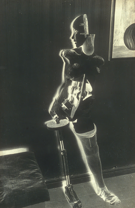 La poupée (The Doll), Hans Bellmer, 1936