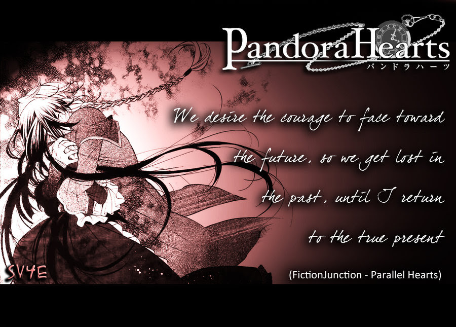 Quotes About Pandora Hearts 45 Quotes
