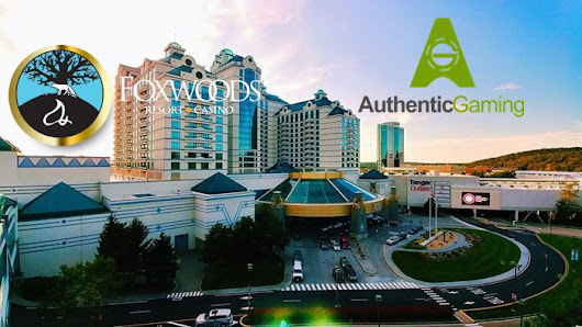 Authentic Gaming désormais live depuis le Foxwoods Casino Resort - Casino en ligne live .com