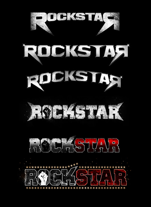 'Rockstar' is now called 'Project Rock' - Bandmill logo evolution
