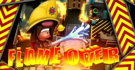 Flame Over: Why aren't there more games about fire?