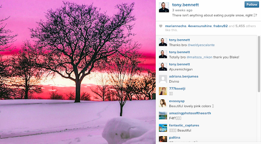 3 Tips from Instagram Influencer Tony Bennett