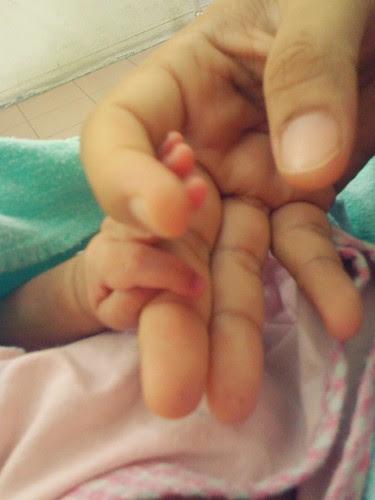 Jari-jari kecil