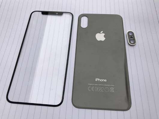 Apple iPhone 8 leaks shows back and front panels, wireless charging and more - Telecom Clue™
