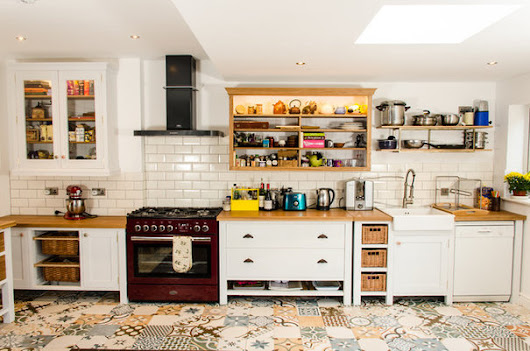 10 Ways to Inject Character and Quirk Into Your Kitchen