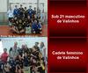 Sub 21 masculino e cadete feminino de Valinhos levam título da Série Prata
