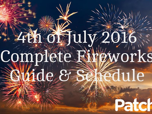 Austin-Area 4th of July 2016 Fireworks And Festivities Schedule [UPDATED]