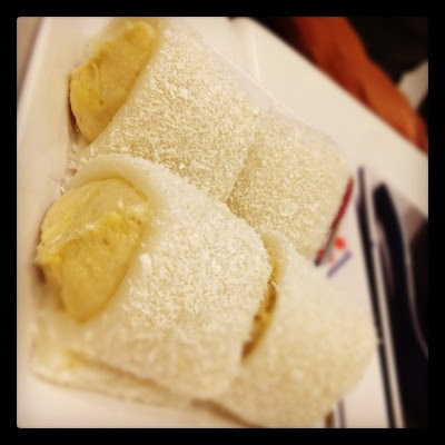 #durian #dessert  (Taken with instagram)