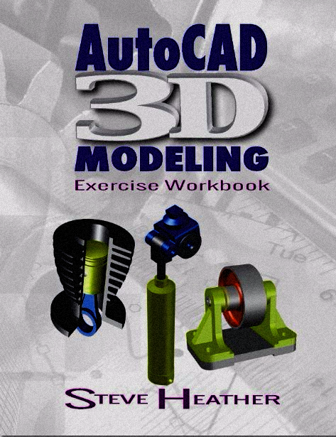 GIVEAWAY- #AutoCAD 3D Modelling eBook