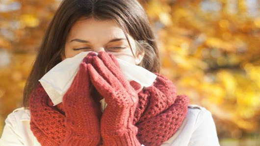 How being inside can worsen allergy symptoms